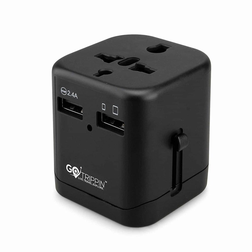 Go Tripping Universal Travel Adapter